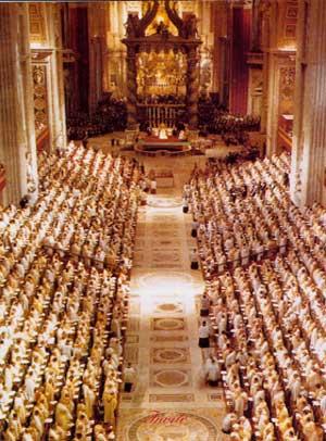 concilio eucuménico Vaticano II